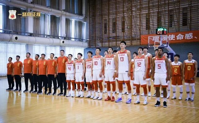 CCTV5曲播!中国男篮首秀迎战日本队,杜锋能否获得开门红?