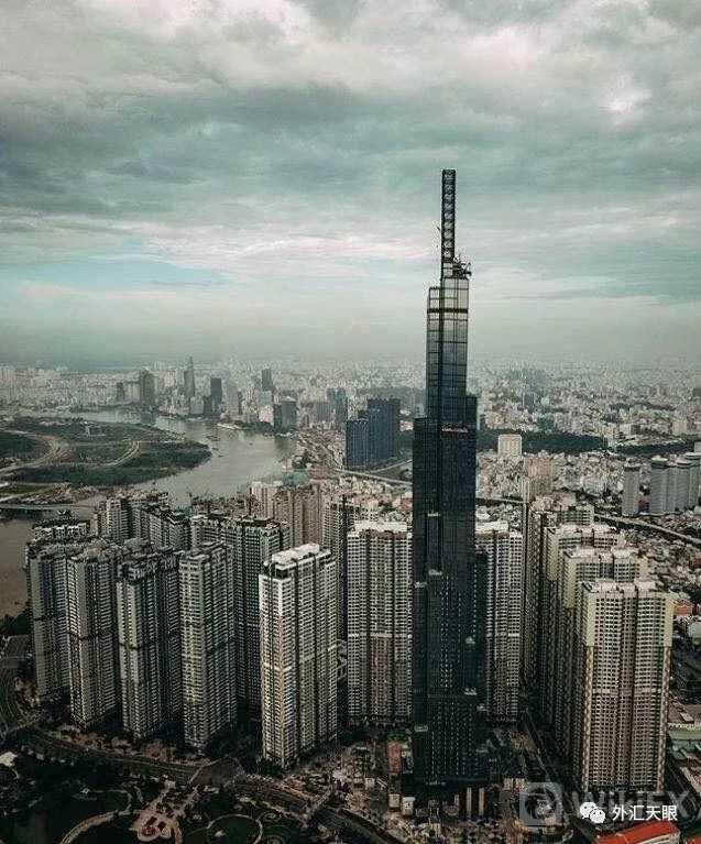 WikiFX越南分公司成立!入驻地标建筑The Landmark 81大厦-第2张图片