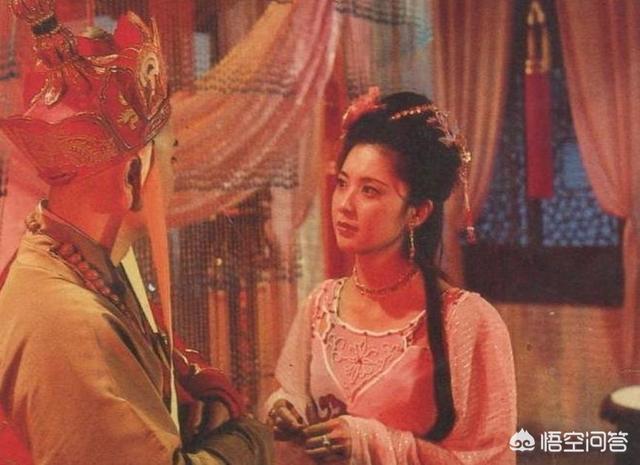86版《西游记》女儿国国王、唐僧与95版《神雕侠侣》杨过小龙女哪个恋爱更凄美?
