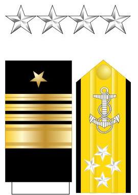 美国的军衔等级及标志是什么(美国警衔等级与职位图详细介绍)-第2张图片