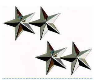美国的军衔等级及标志是什么(美国警衔等级与职位图详细介绍)-第4张图片