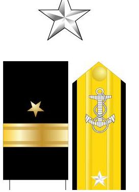 美国的军衔等级及标志是什么(美国警衔等级与职位图详细介绍)-第5张图片