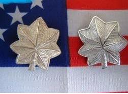 美国的军衔等级及标志是什么(美国警衔等级与职位图详细介绍)-第7张图片