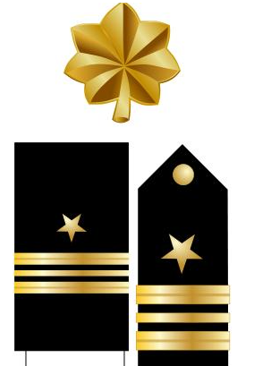 美国的军衔等级及标志是什么(美国警衔等级与职位图详细介绍)-第8张图片