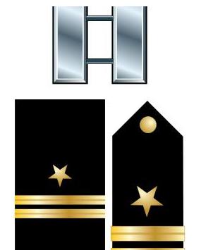 美国的军衔等级及标志是什么(美国警衔等级与职位图详细介绍)-第9张图片