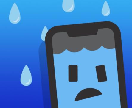 手机进水水印几天消失(手机进水屏幕有水印会慢慢消失吗)